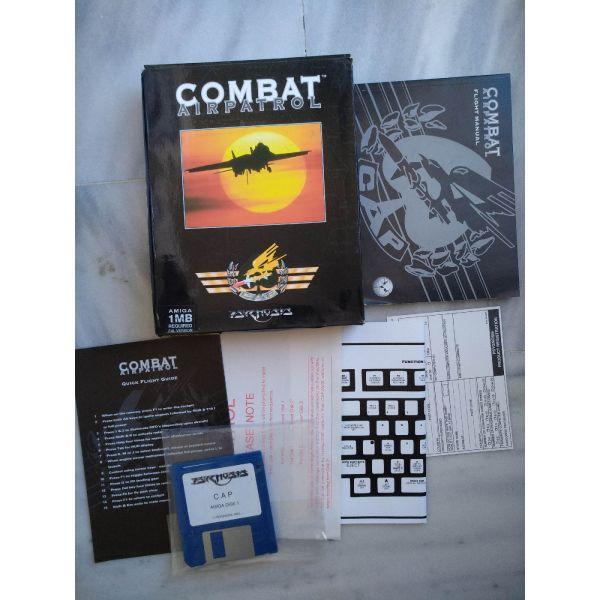 Amiga game Combat Patrol
