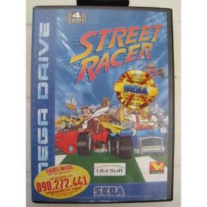 MEGADRIVE-STREET RACER- SEGA.