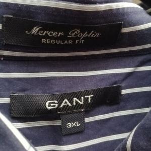 Αντρικό πουκάμισο GANT 3XL