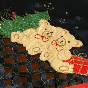 Δυο χριστουγεννιάτικα καρέ