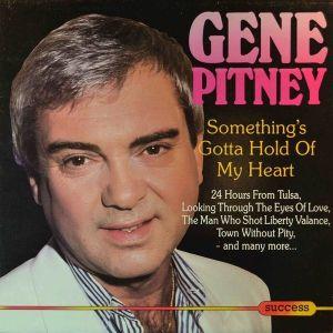 """GENE PITNEY """"SOMETHING'S GOTTA HOLD OF MY HEART"""" - CD"""