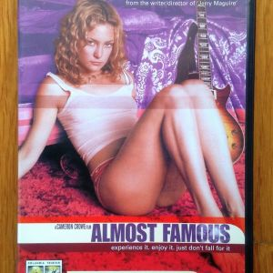 Almost famous 2 disc dvd