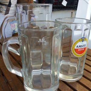 Ποτήρια μπύρας συλλεκτικά
