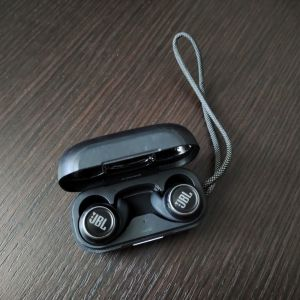 JBL Reflect Mini NC In-ear Bluetooth Handsfree Μαύρο