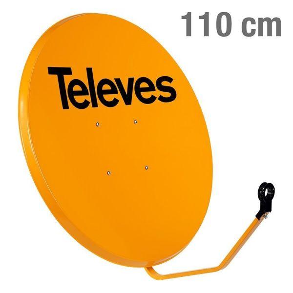doriforiki kerea Televes 1.10m x 1.00m
