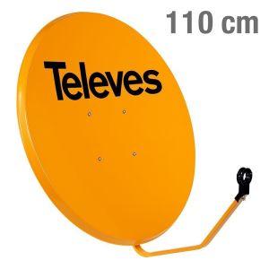 Δορυφορική Κεραία Televes 1.10m x 1.00m