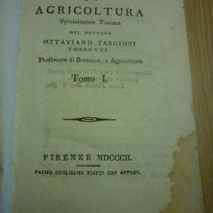 LEZIONI DI AGRICOLTURA €80