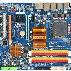 Gigabyte GA-EP45-DS3R με πρόβλημα
