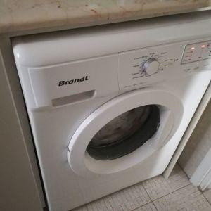 Πλυντήριο Brandt 5 κιλών