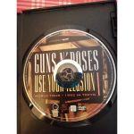 Guns n roses 2 dvd
