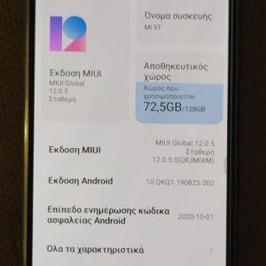 Xiaomi Mi 9T 128gb black carbon