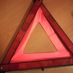 τρίγωνο αυτοκινήτου