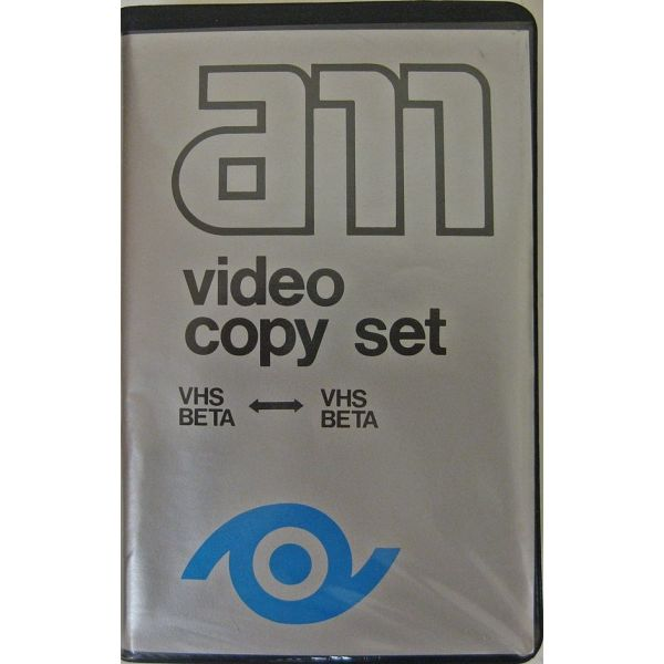 VIDEO COPY SET VHS/BETA <--> VHS/BETA