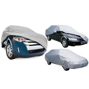 Αδιάβροχη κουκούλα αυτοκινήτου - Διαστάσεις: L - (480 x 175 x 120) cm