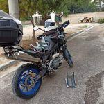 Aprilia pegaso Strada 660 2007