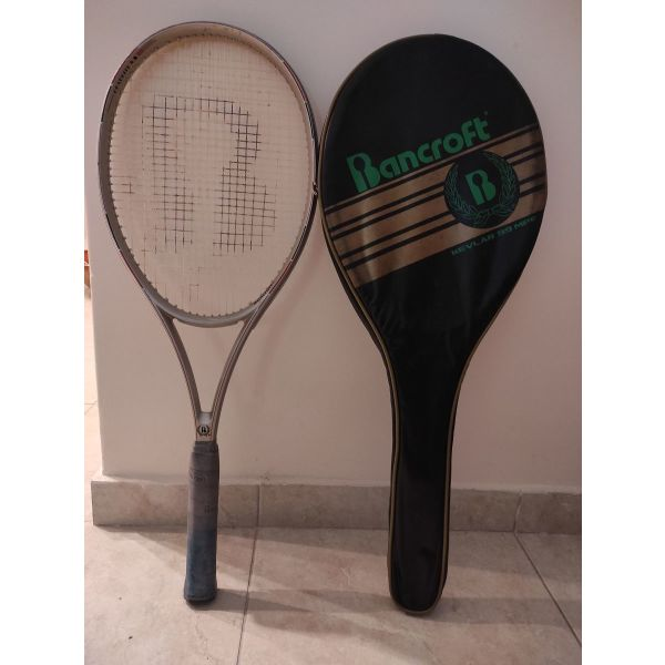 raketa tenis - Bancroft Graphite Tennis Raquete