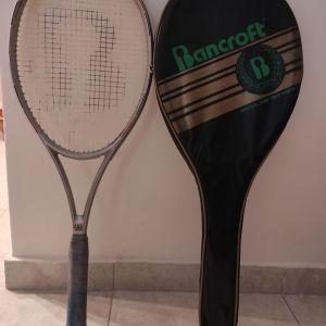 Ρακέτα τένις - Bancroft Graphite Tennis Raquete