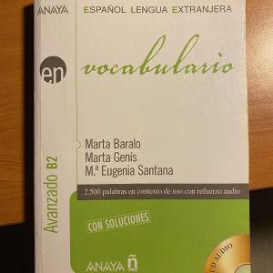 En Vocabulario B2 (βιβλίο προετοιμασίας για ισπανικό πτυχίο