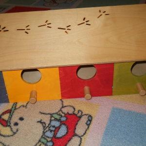 Κουτί αποθήκευσης & κρεμάστρα