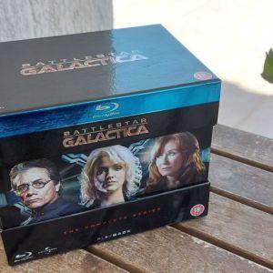 Battlestar Galactica - The Complete Series Blu-Ray