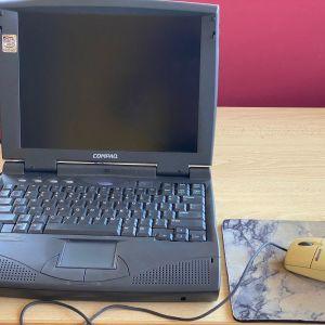 Αντίκα laptop Compaq Armada1540D (έτους 1997)