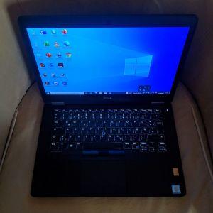 """Dell Latitude E 5470,14"""", i5 6300U, 8GB Ram DDR4, 256GΒ NVMe SSD, FULL HD, WebCam, HDMI, Win.10Pro."""