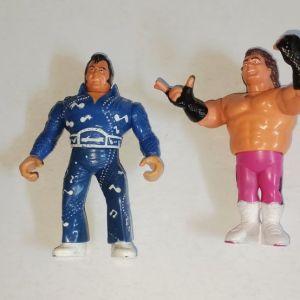Hasbro WWF  action figures