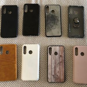 Πωλούνται 8 θήκες από Huawei p30 lite