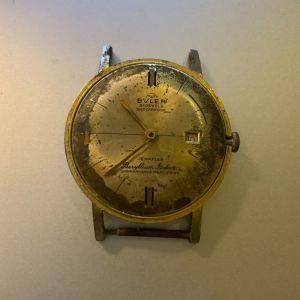 Ρολόι χειρός Buler Jemaflex Berylium balance συλλεκτικό