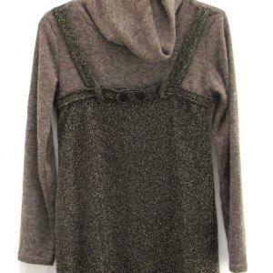 Φόρεμα Χειμωνιάτικο με Γιακά Small