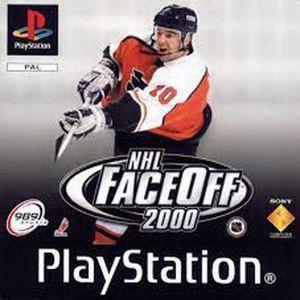 NHL FACEOFF 2000 - PS1