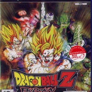 DRAGONBALL Z TENKAICHI - PS2