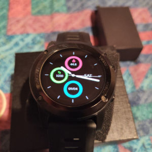 smart wear ρολόι