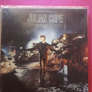 JULIAN COPE (βινυλιο/δισκος indie rock/pop)