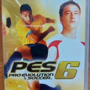 Pro Evolution Soccer 6 (PES 6)