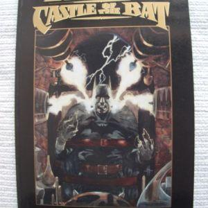 BATMAN CASTLE OF THE BAT 1995
