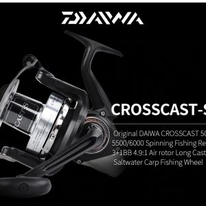 DAIWA CROSSCAST S 5000