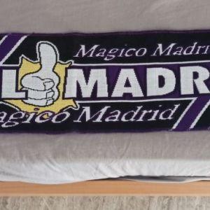 Αναμνηστικά κασκόλ Ρεάλ Μαδρίτης και Μπαρτσελόνα (Real Madrid, Barcelona)