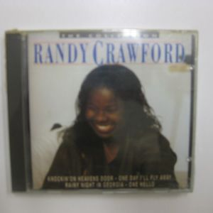 """RANDY CRAWFORD """"THE COLLECTION"""" - CD"""