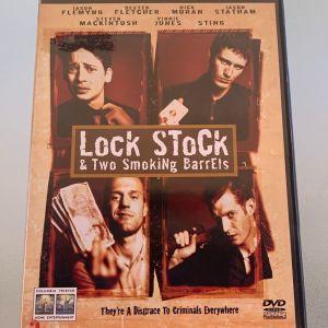 Guy Ritchie Lock stock & two smoking barrels αυθεντικό dvd