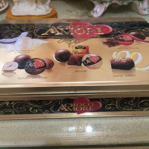 Μεταλλικο κουτι - Choco Amore