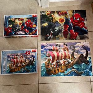 puzzle 100 κομμάτια αγόρι