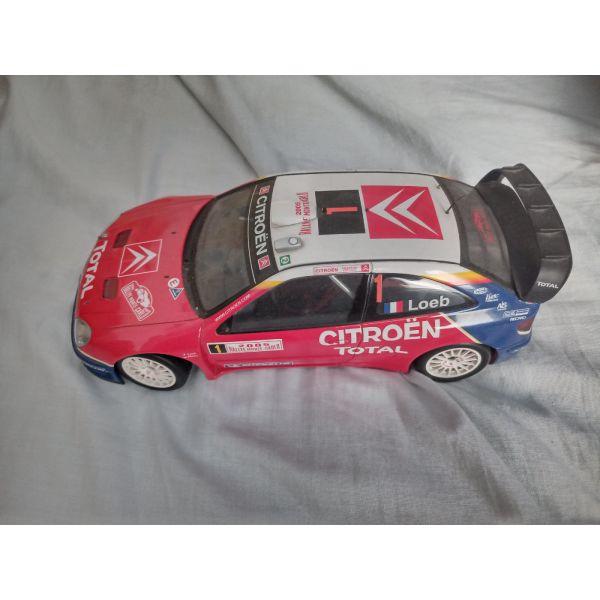 Citroen Xsara WRC Sebastien loeb 1:18 klimaka