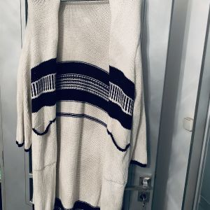 Zara knit loose ζακέτα καινουρια