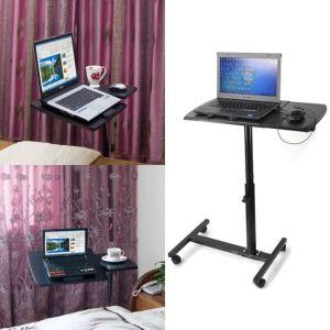 Τραπεζάκι πτυσσόμενο - γραφείο Laptop - ρυθμιζόμενο ύψος - πολυχρηστικό
