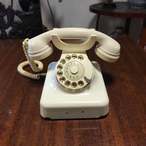 Vintage Τηλέφωνο από Βακελίτη