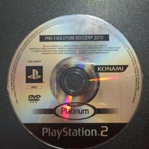 PES 2010 (PLATINUM EDITION) *PS2*