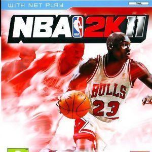NBA2K11 - PS2