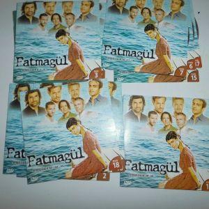 14 DVD FATMAGUL 6 ΕΥΡΩ ΟΛΑ ΜΑΖΙ