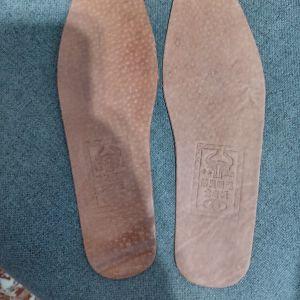 δερμάτινοι πατοι παπουτσιών